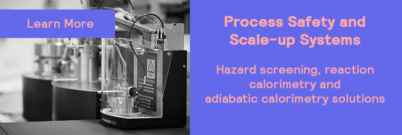 Process Safety and Scale-up Solutions Ad