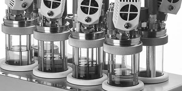 Low Pressure Bioreactors For The H.E.L BioXplorer 100